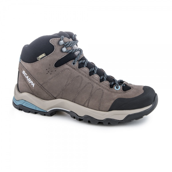 MORAINE PLUS MID GTX WMN charcoal air
