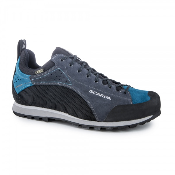 OXYGEN GTX black iron gray