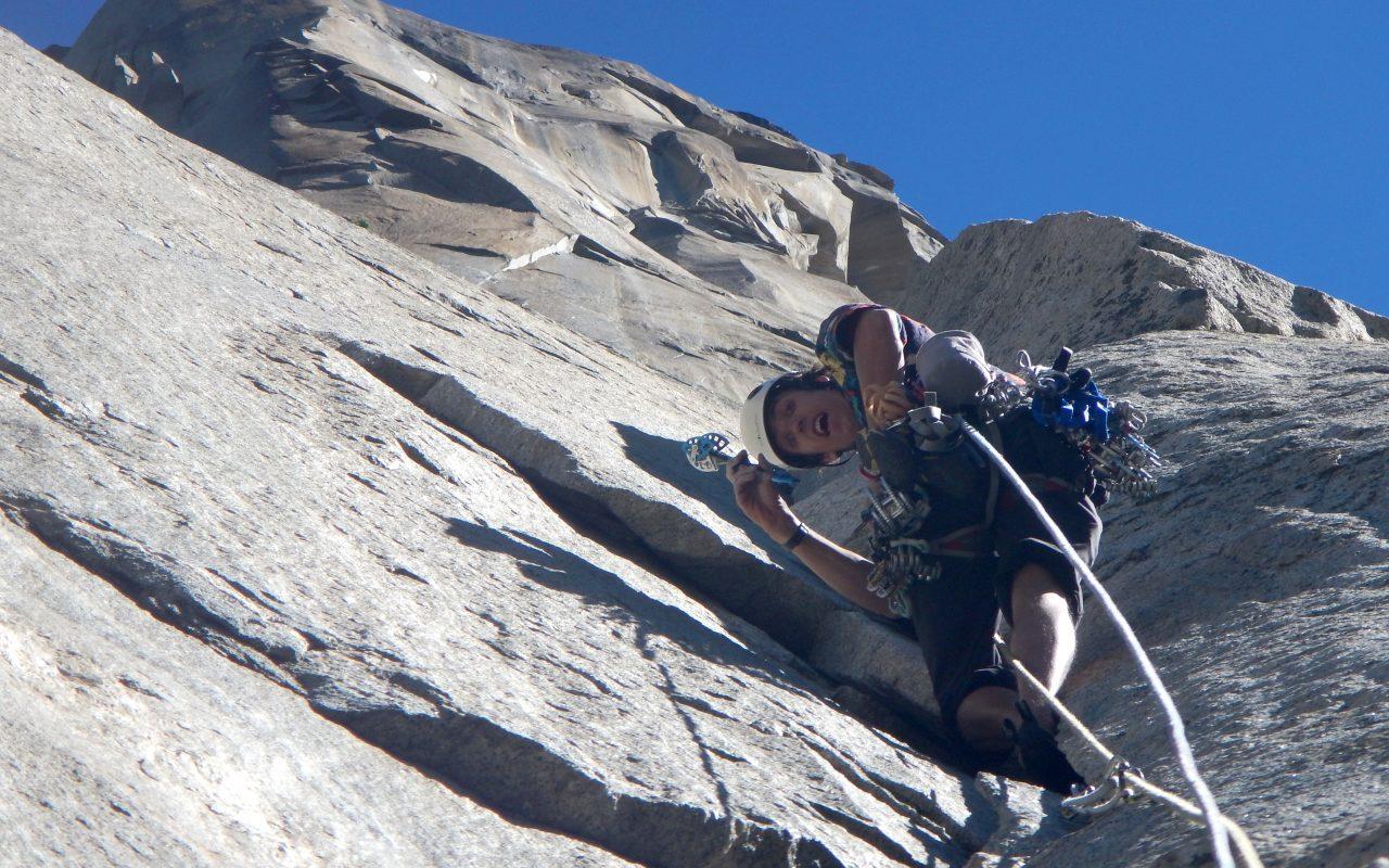 Jacob Cook El Cap