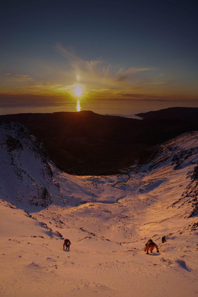 decending-of-the-ridge