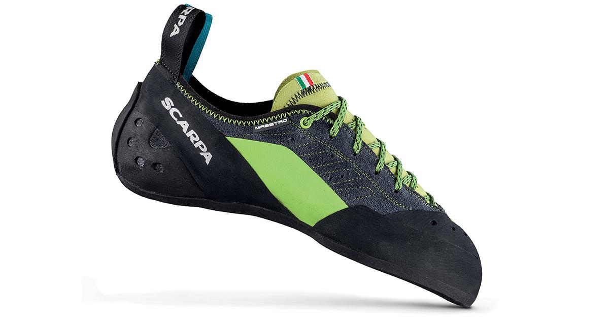 New Scarpa Climbing Shoe