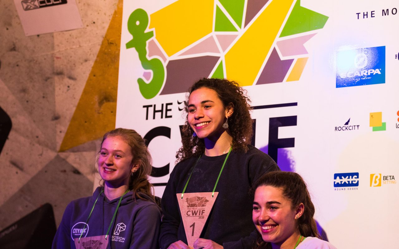 Scarpa athlete Molly Thompson Smith Wins the CWIF 2020