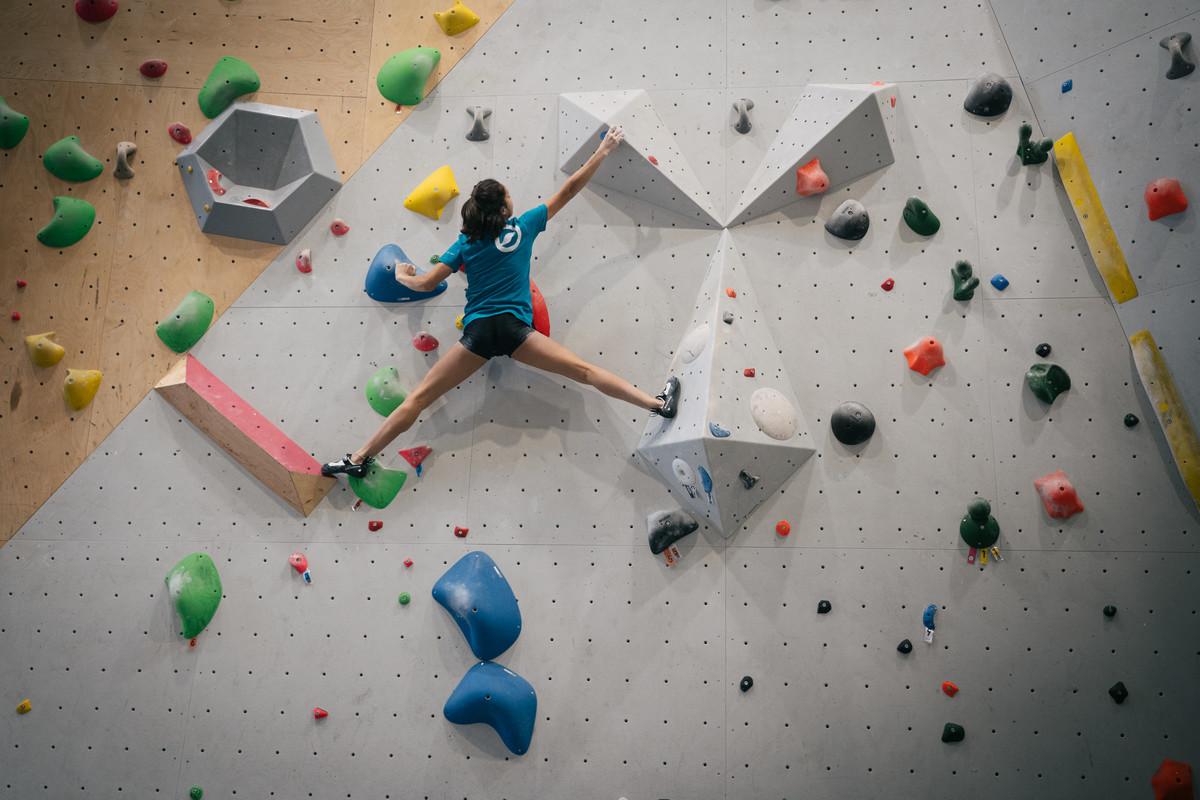 Climbing in the Olympics