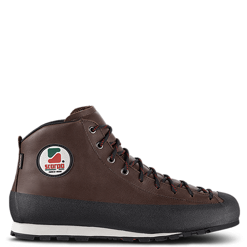 Zero GTX Brown Leather