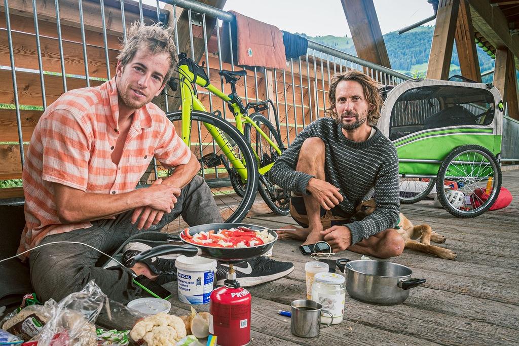 Bike & Climb in the Alps