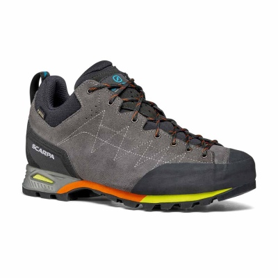 Scarpa 0001 71115-200-1 ZOD-GTX Sha-Ora Zodiac GTX   Shark - Orange