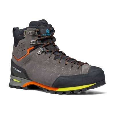 Scarpa 0006 71110-200-1 ZOD-PLU-GTX Sha-Ora Zodiac Plus GTX   Shark - Orange
