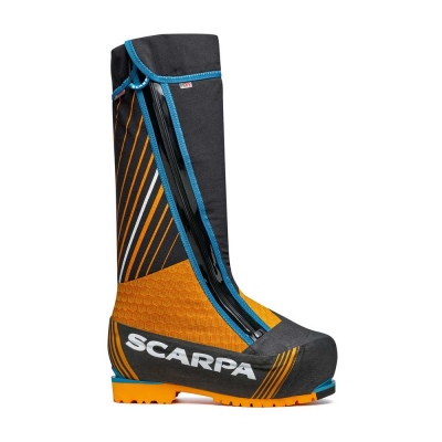 scarpa 0010 87401-500-1 01 PHA-800-HD Blk-Ora Phantom 8000 HD   Black - Bright Orange