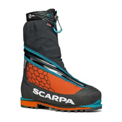 scarpa 0017 87408-500-1 PHA-600-HD Blk-Ora Phantom 6000 HD   Black - Orange