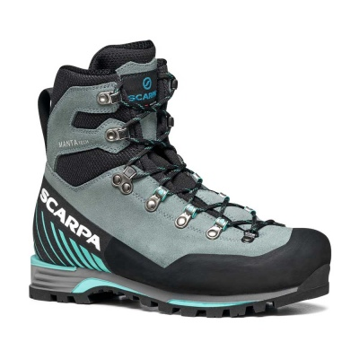 Scarpa 0006 87506-202-1 MAN-TEC-GTX-W Con-GrB Manta Tech GTX WMN   Conifer - Green Blue