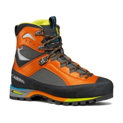 Scarpa 0023 71052-250-1 CHA-HD Sha-Ora Charmoz HD   Shark - Orange