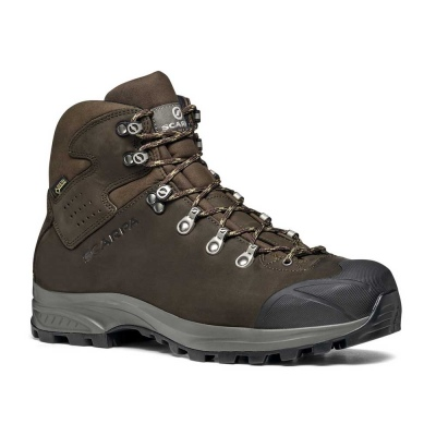 Scarpa 0001 61061-200-1 KAI-PLU-GTX Cof Kailash Plus GTX   Dark Coffee  Nubuck