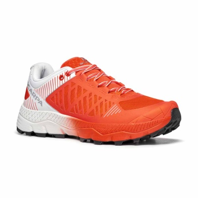 Scarpa 0035 33072-352-1 SPI-ULT-W Red-Wht Spin Ultra WMN   Bright Red - White