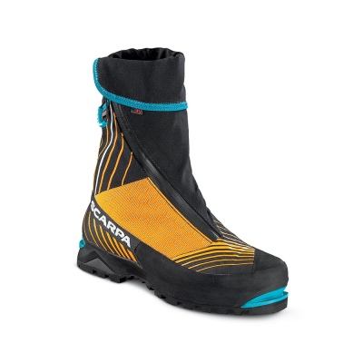 SCARPA PHANTOM TECH BlackBrightOrange