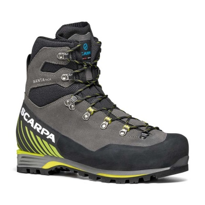 Scarpa 0012 87506-201-1 MAN-TEC-GTX Sha-Lim Manta Tech GTX   Shark - Lime