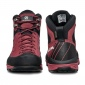 Scarpa 0030 72096-202-2 03 MES-MID-GTX-W BrR-Red Mescalito Mid GTX WMN   Brown Rose - Mineral Red