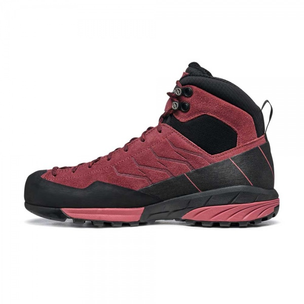 Scarpa 0031 72096-202-2 02 MES-MID-GTX-W BrR-Red Mescalito Mid GTX WMN   Brown Rose - Mineral Red