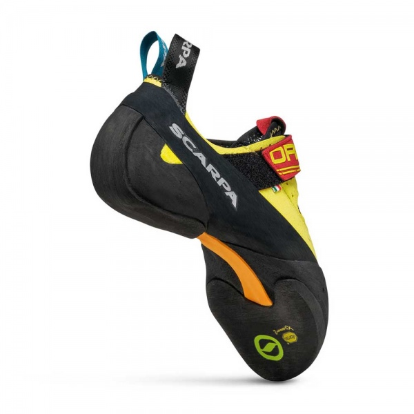 Scarpa 0025 70017-000-1 05 DRA Yel Drago   Yellow