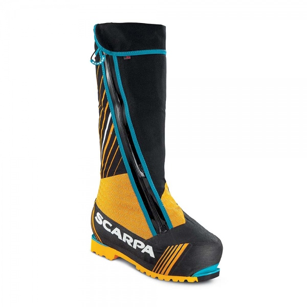 scarpa 0001 PHANTOM 8000 BlackBrightOrange