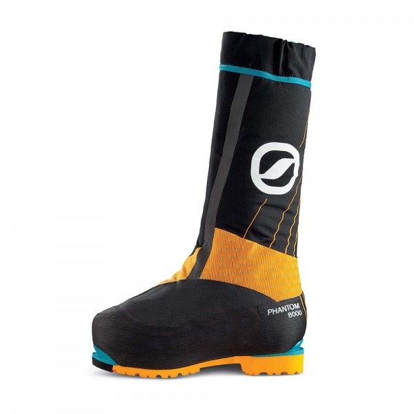 scarpa 0002 PHANTOM 8000 BlackBrightOrange-INT