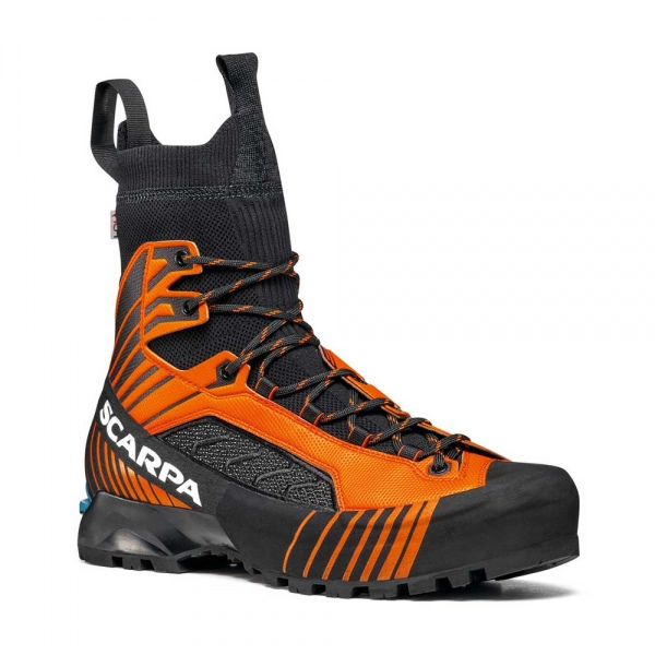 Scarpa 0006 71073-250-1 RIB-TEC-2.0-HD Blk-Ora Ribelle Tech 2.0 HD   Black - Orange