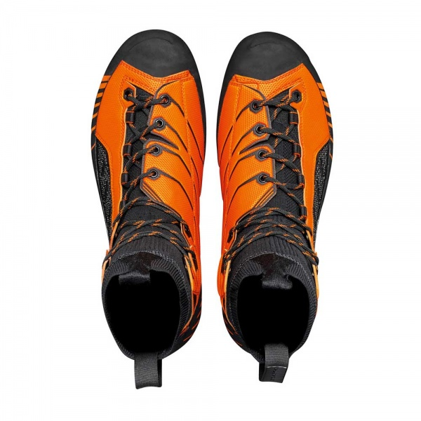Scarpa 0008 71073-250-1 05 RIB-TEC-2.0-HD Blk-Ora Ribelle Tech 2.0 HD   Black - Orange