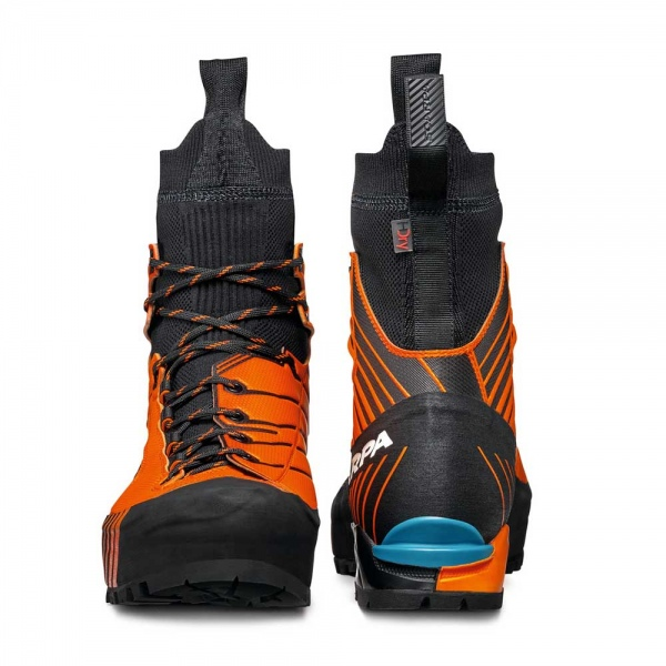 Scarpa 0010 71073-250-1 03 RIB-TEC-2.0-HD Blk-Ora Ribelle Tech 2.0 HD   Black - Orange