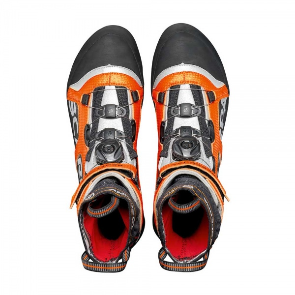 Scarpa 0014 70900-000-1 05 REB-ICE Blk-Ora Rebel Ice   Black - Orange