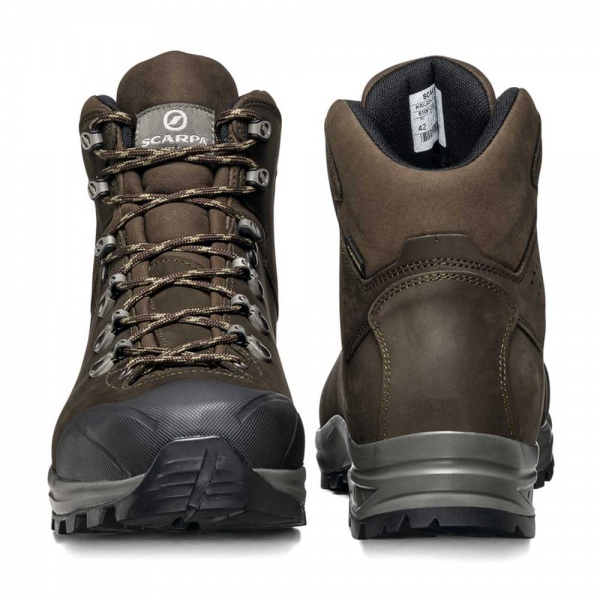 Scarpa 0003 61061-200-1 03 KAI-PLU-GTX Cof Kailash Plus GTX   Dark Coffee  Nubuck